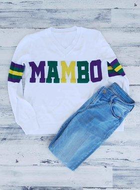 Mardi Gras Mambo Sweatshirt