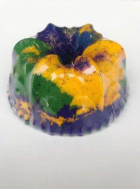 Mardi Gras King Cake Boss Bomb