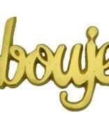 Gold Boujee Bottle Opener