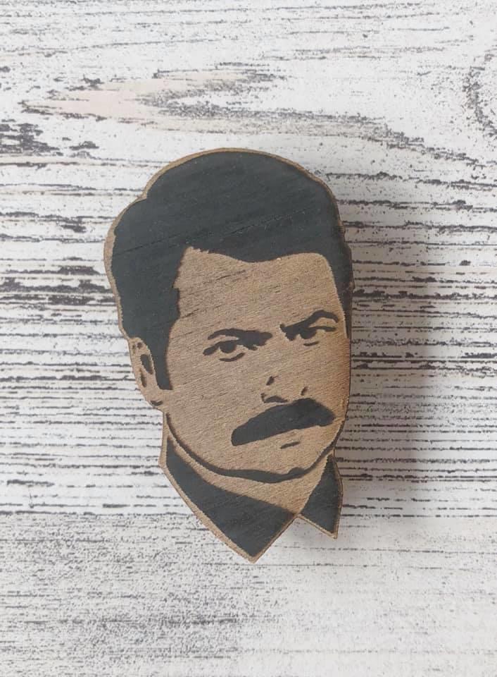 Wood Magnet, Actors
