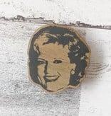 Wood Magnet, Golden Girls