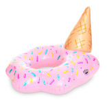 Melting Ice Cream Pool Float