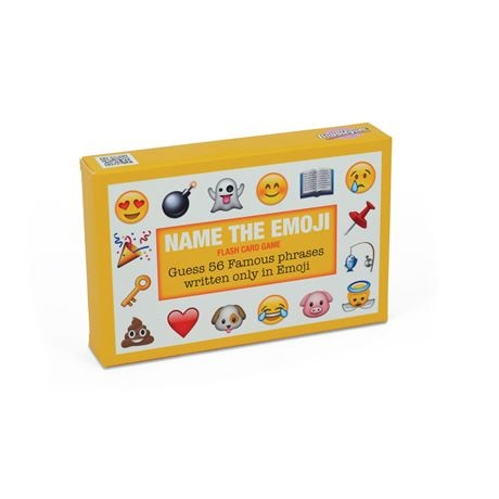 Name The Emoji Game