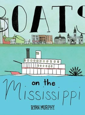 Boats on the Mississippi Book