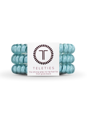Teleties 3 Pack Small, Robin's Egg
