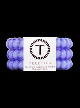 Teleties 3 Pack Large, Periwinkle