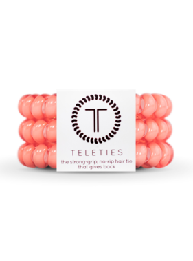 Teleties 3 Pack Large, Tulip