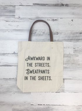 Awkward Streets Tote