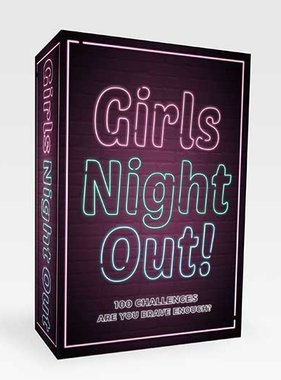 Girls Night Out Trivia Deck
