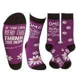 Primitives by Kathy OMG Mother Socks