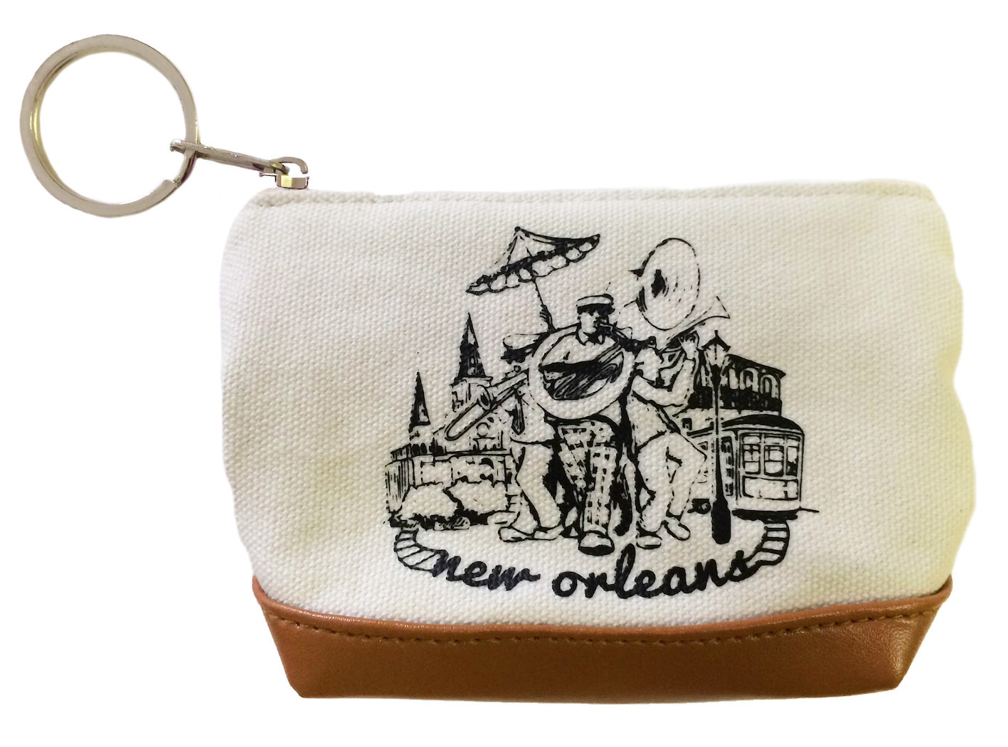 Musician Coin Pouch
