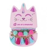 Caticorn Bracelet Set