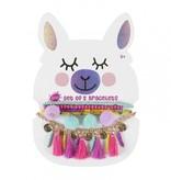 Llama Bracelet Set