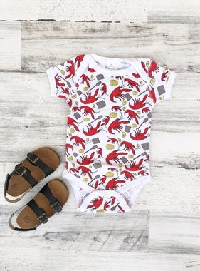 Crawfish Boil Onesie