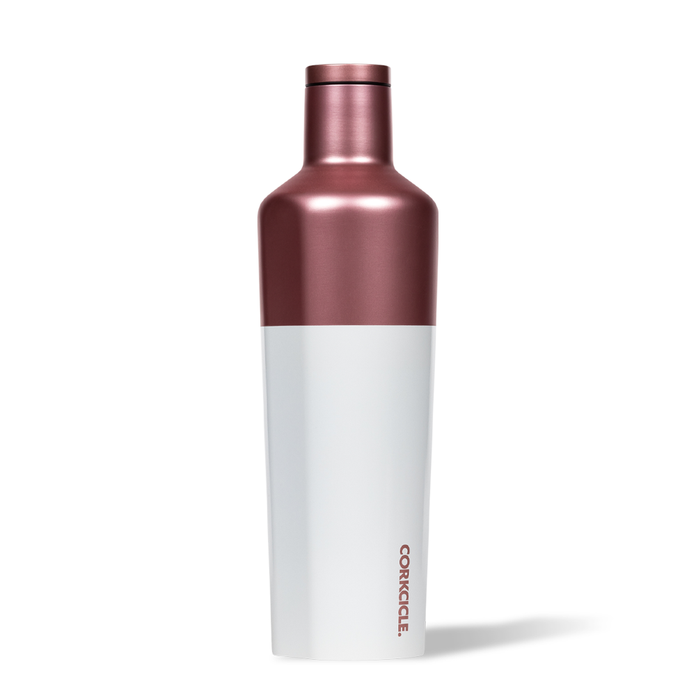 Corkcicle Modern Rose 25oz Canteen