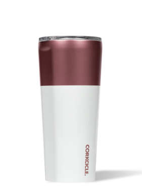 Corkcicle Modern Rose  24oz Tumbler