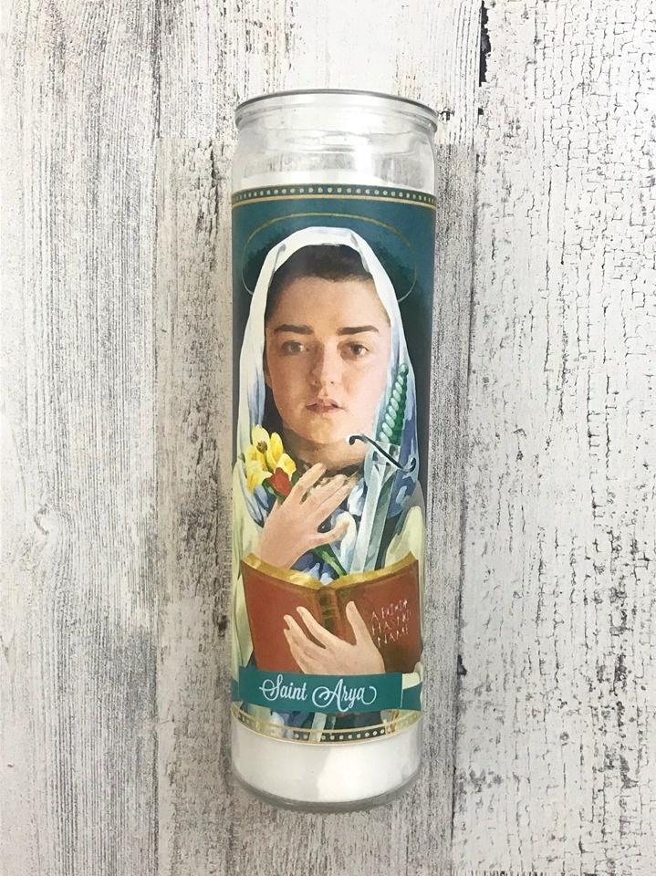 Mose Mary & Me Arya Saint Candle