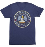 Parish Ink State Seal Tee