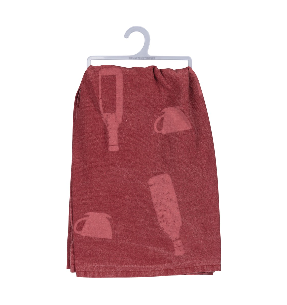 Primitives by Kathy Coffee Chaos Wine Towel