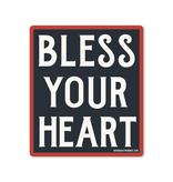 Bless Your Heart Sticker