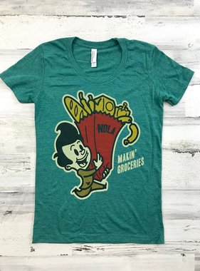 Parish Ink NOLA Makin Groceries Tee
