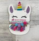 Unicorn Bracelet Set