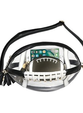 Football Clear Bag