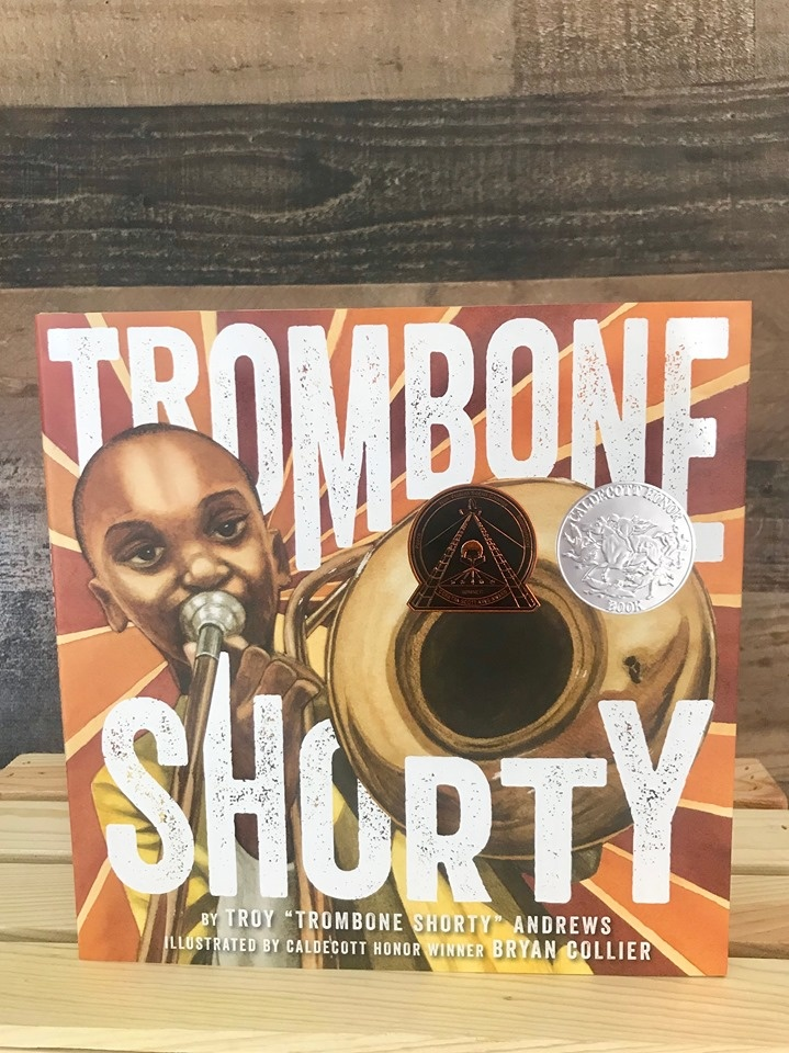 Trombone Shorty Book