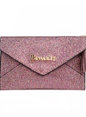 Glitter Envelope Card Holder