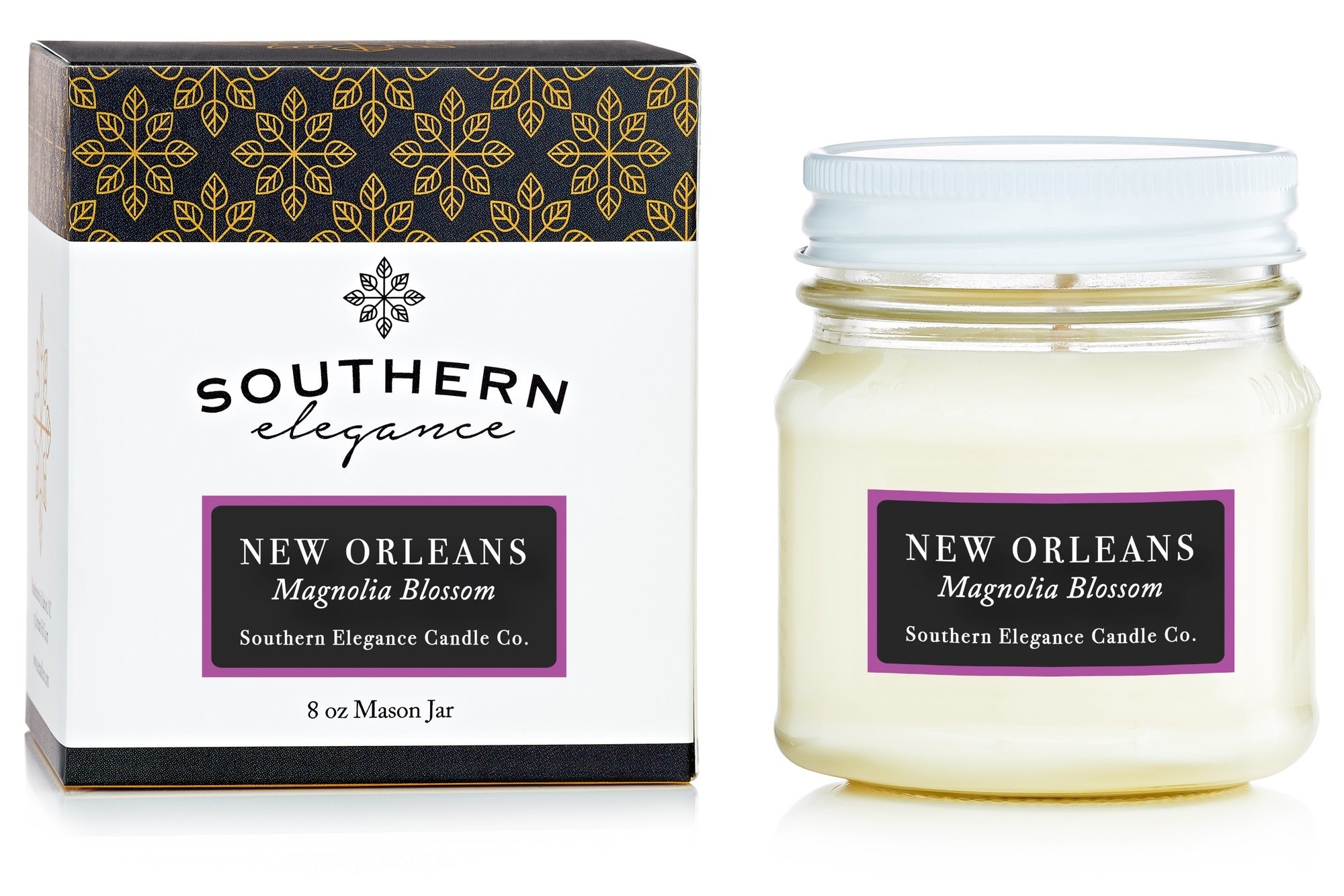FR, Candle, Magnolia Blossom Jar