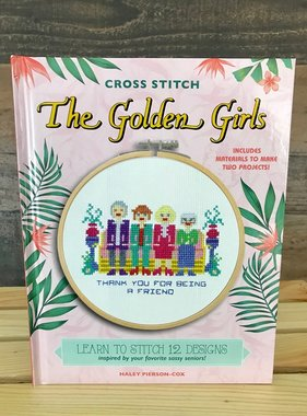 Golden Girls Cross Stitch Kit