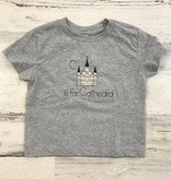 Cathedral Toddler Tee