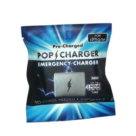 Emergency Pop Charger, iPhone