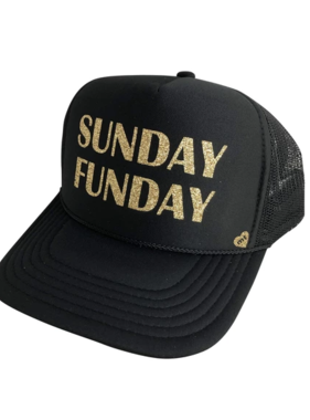 Sunday Funday Trucker Cap