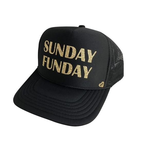 Sunday Funday Trucker Cap