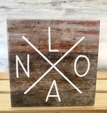 NOLA X Shelf Sitter