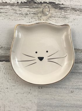 Kitty Catch All Trinket Tray