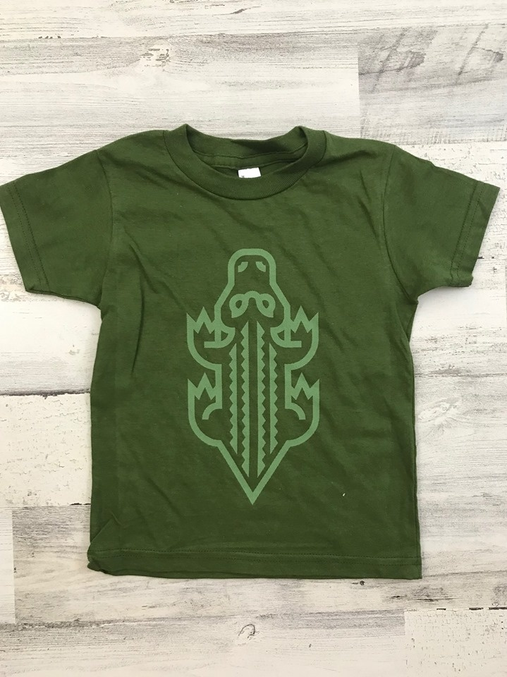 Parish Ink Gator Icon Tee for Kids