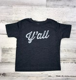 Y'all Toddler Tee