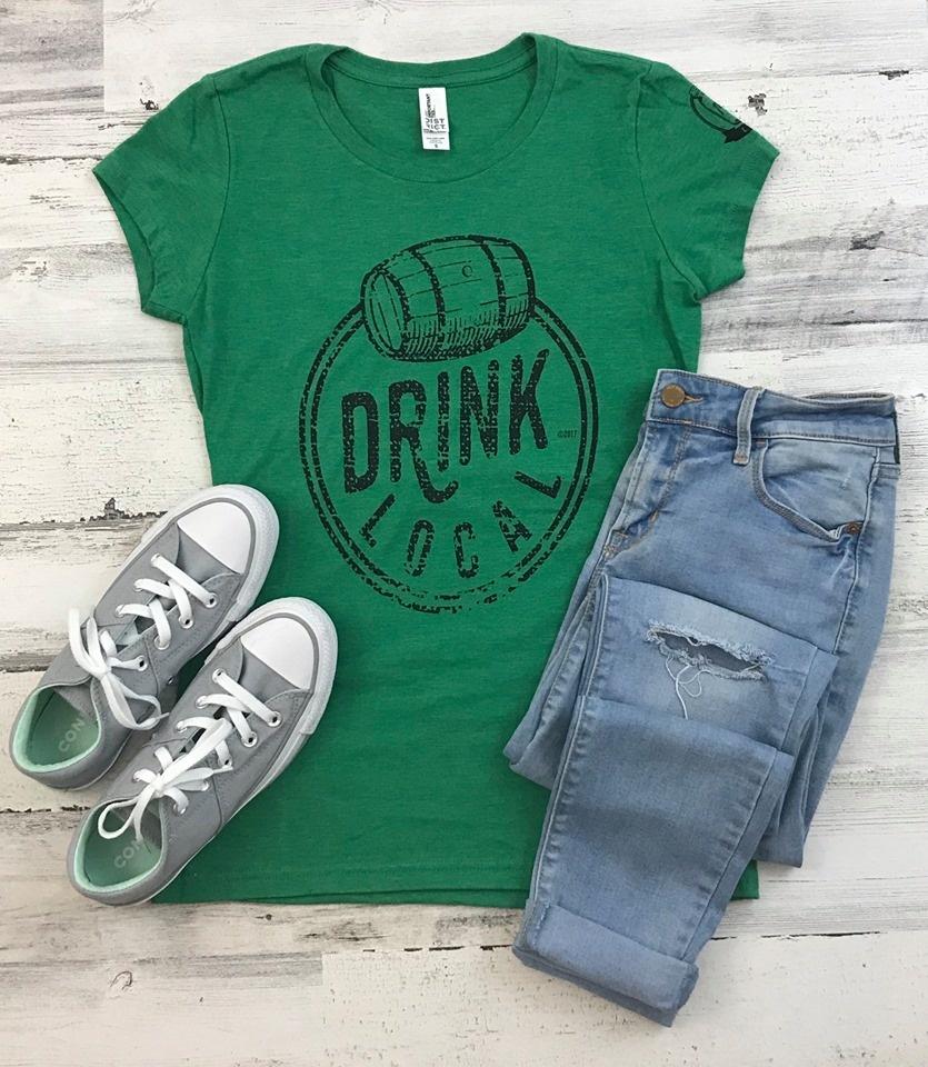 Drink Local Tee