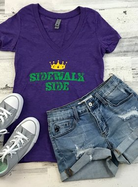 Sidewalk Side Tee