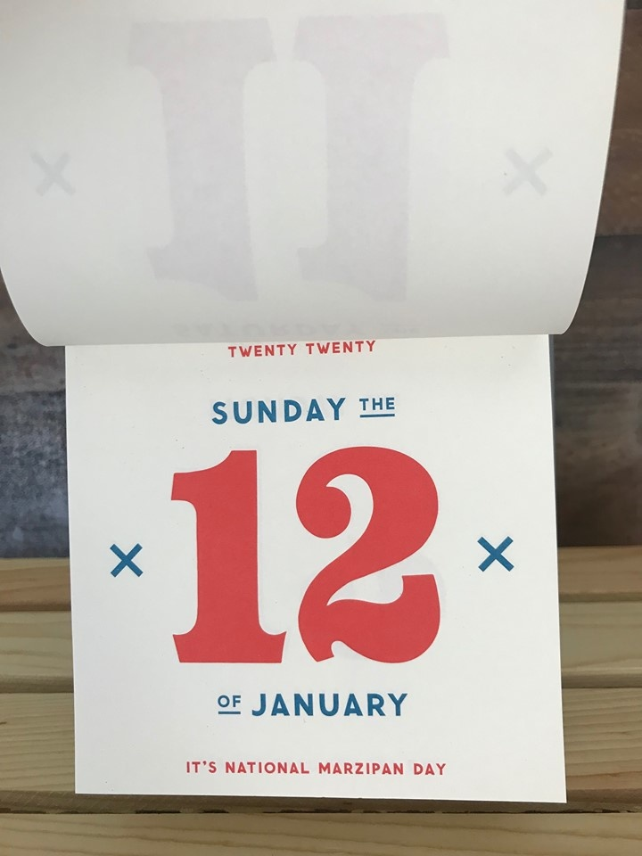 Tearing Me Apart Calendar