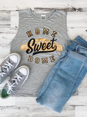 Home Sweet Dome Sleeveless Tee