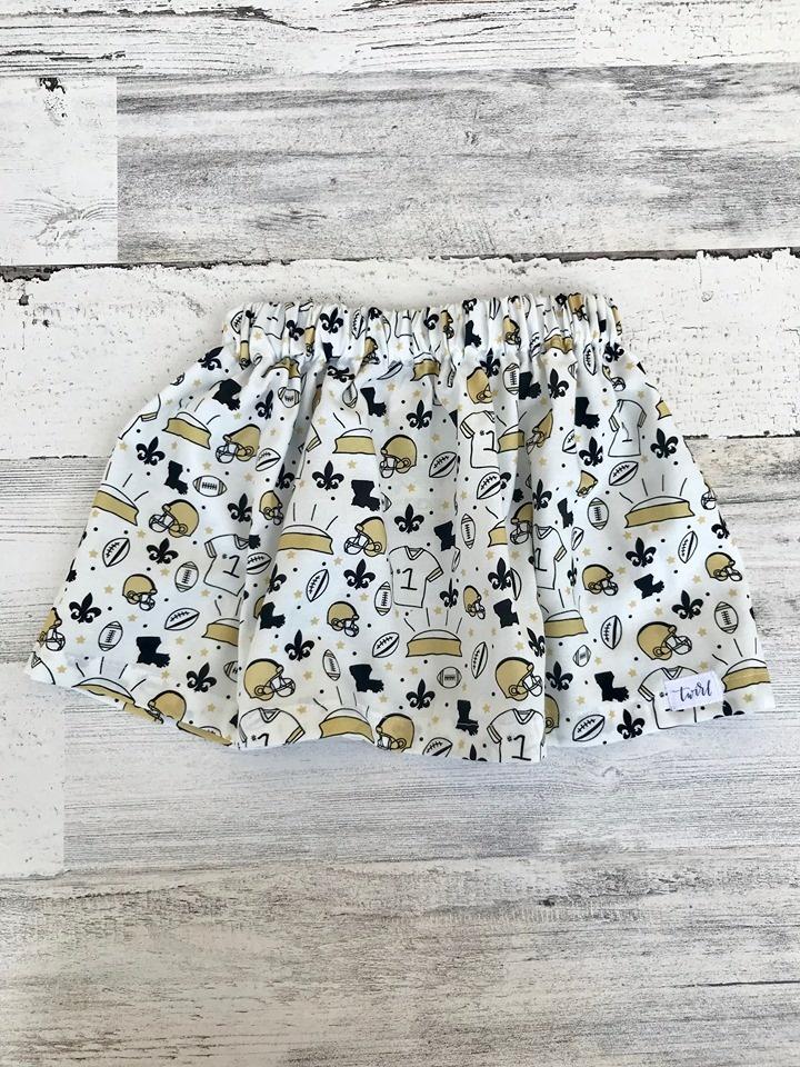 Football Icons Skirt