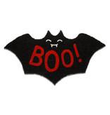 Boo Bat Door Mat