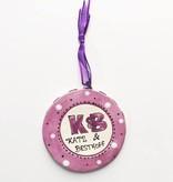 K&B Ceramic Ornament