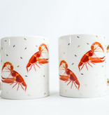 Nola Tawk Crawfish Mug