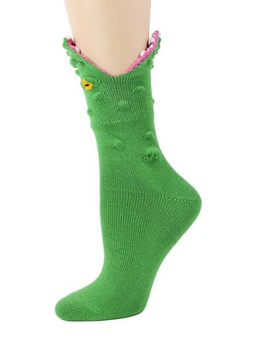 Alligator 3D Socks