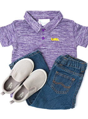Kids LSU Polo