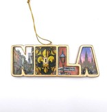 NOLA Scene Ornament